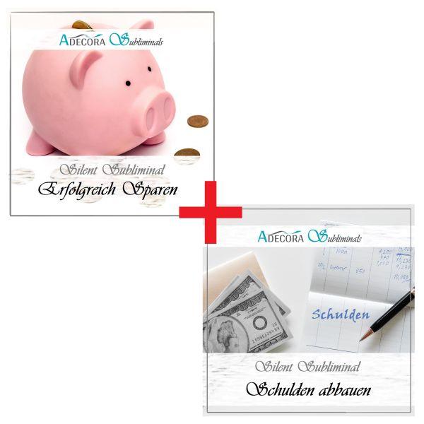 Finanzpaket Sparen & Schulden abbauen