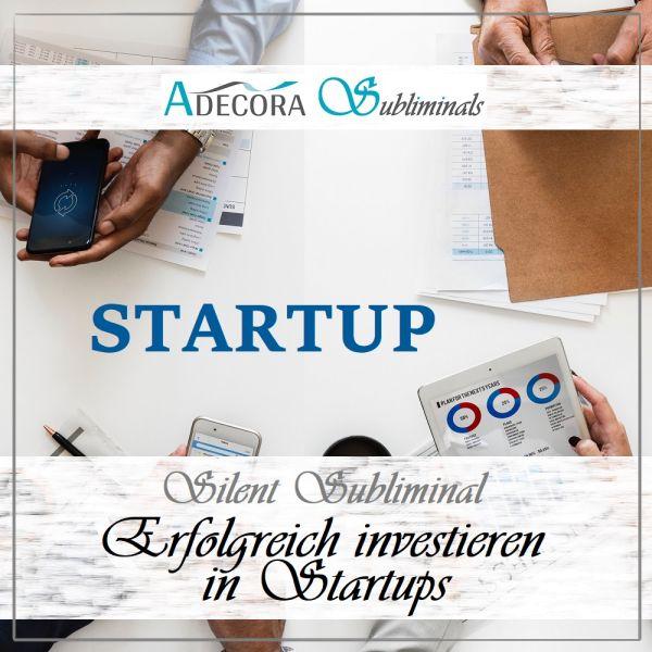Erfolgreich investieren in Startups