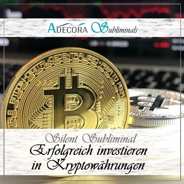 Erfolgreich investieren in Kryptowährungen