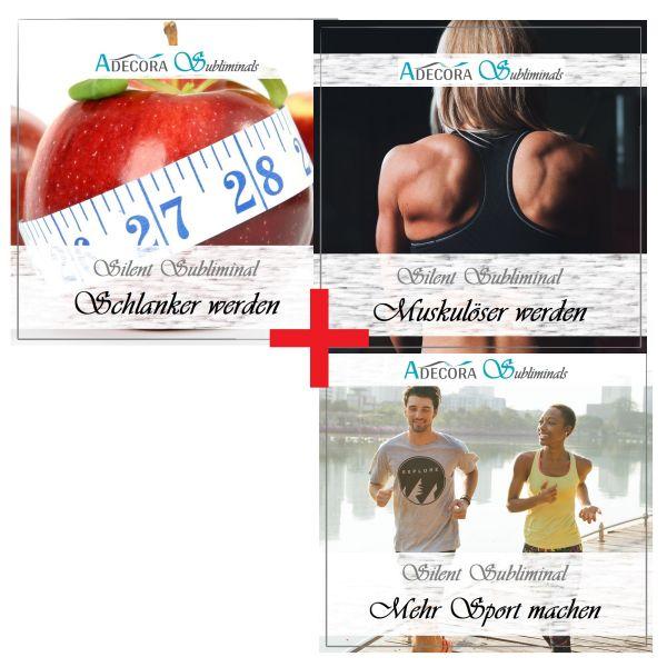 Körper & Fitness Paket groß