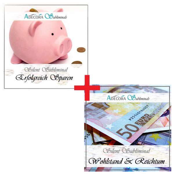 Finanzpaket Sparen & Reichtum