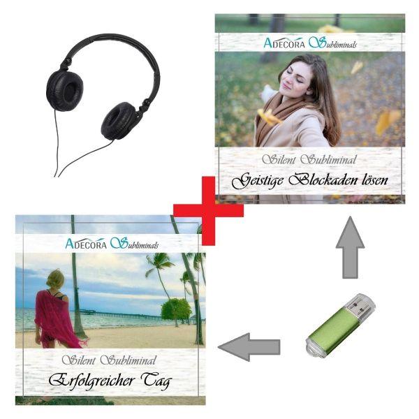 Schnellstarter KIT (mit Kopfhörer)