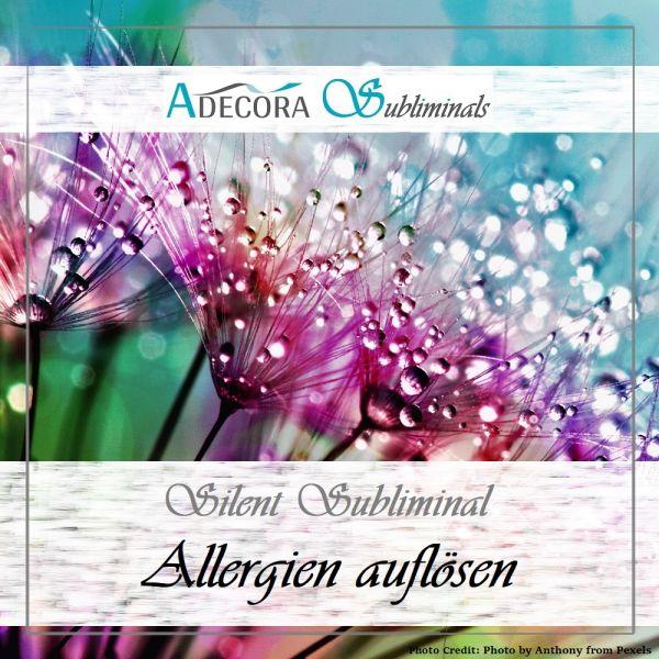 Allergien auflösen