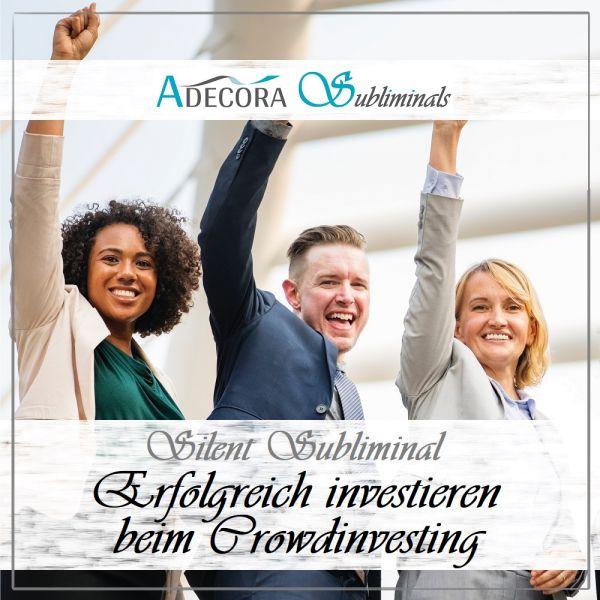 Erfolgreich investieren beim Crowdinvesting